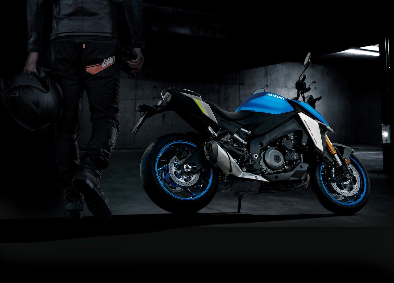 Images : 17番目の画像 - 【写真18枚】新型GSX-S1000の写真をもっと見る! - webオートバイ