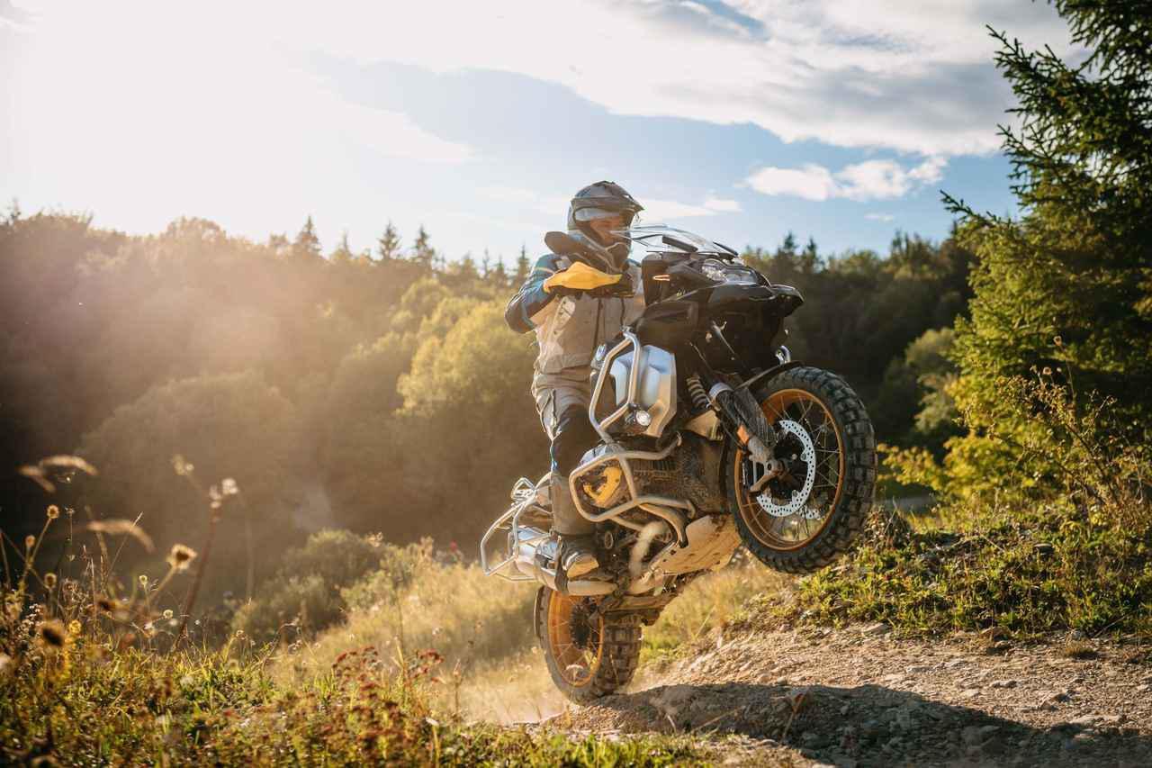 画像: BMW新型「R1250GS」「R1250GSアドベンチャー」情報 - webオートバイ