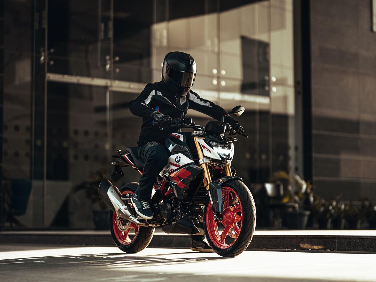Images : 13番目の画像 - 【写真23枚】BMW新型「G310R」 - webオートバイ