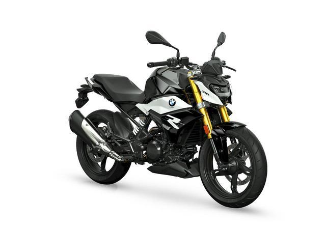 画像1: BMW「G310R」がモデルチェンジ! 新型は2021年6月に日本でも発売予定、カラーバリエーションは3色