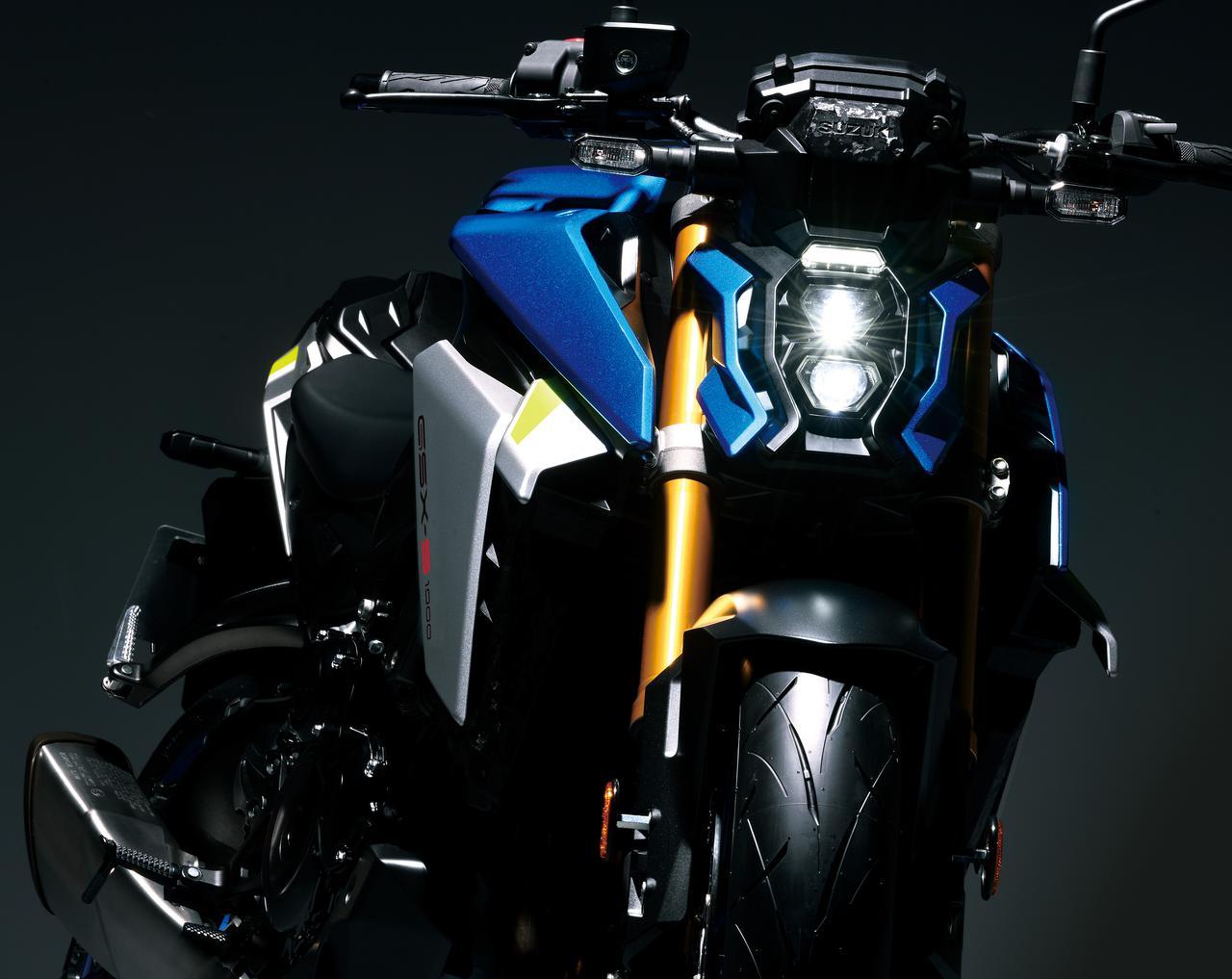Images : 11番目の画像 - 【写真18枚】新型GSX-S1000の写真をもっと見る! - webオートバイ