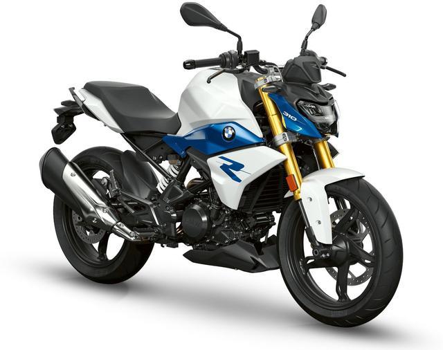 画像: BMW G 310 R 2021年モデル 総排気量:313cc エンジン形式:水冷4ストDOHC4バルブ単気筒 シート高:785mm 車両重量:164kg 発売日:2021年6月 メーカー希望小売価格:税込63万7000円〜