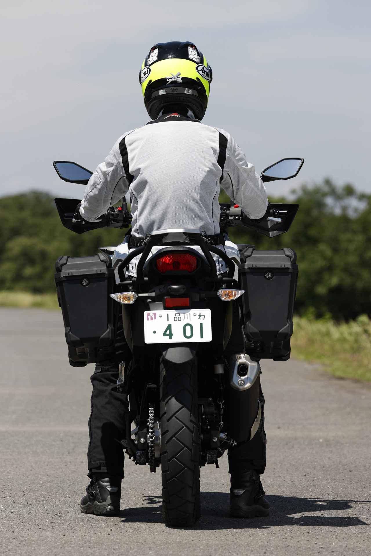 Images : 6番目の画像 - 【写真14枚】カワサキ「ヴェルシスX250ツアラー」 - webオートバイ