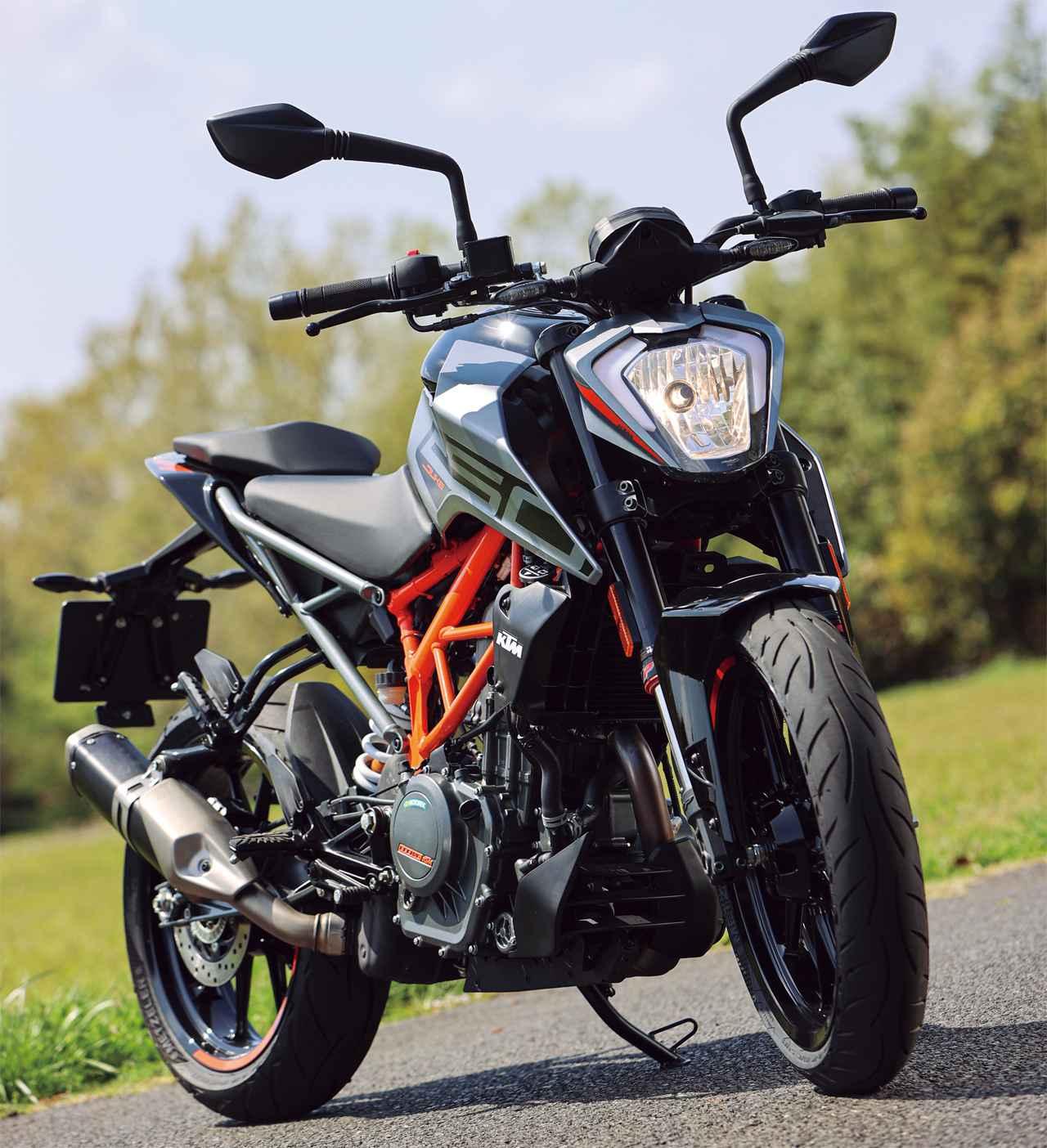 画像: KTM「250 DUKE」インプレ・解説(太田安治)