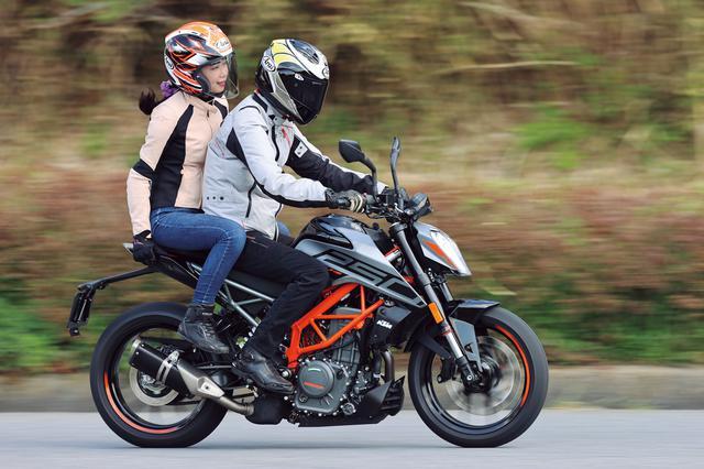 画像16: KTM「250 DUKE」インプレ(2021年)ビギナーライダーも楽しめる輸入車! 日本車とは異なるスポーツテイストが持ち味