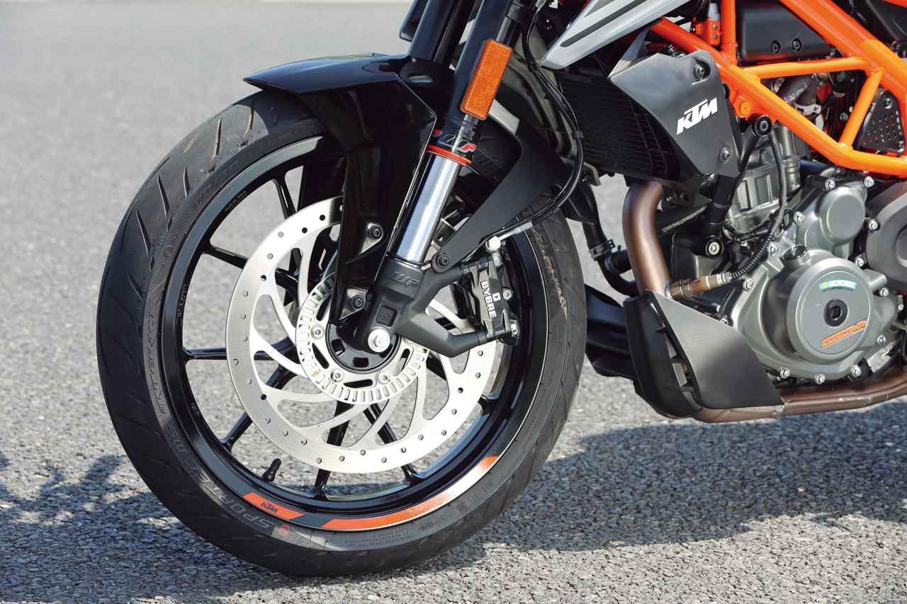 Images : 11番目の画像 - 【写真13枚】KTM「250 DUKE」2021年モデル - webオートバイ