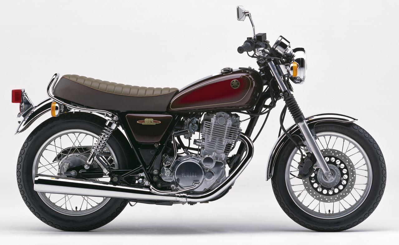 Images : 15番目の画像 - 【写真22枚】ヤマハ「SR400」歴代の注目モデル - webオートバイ