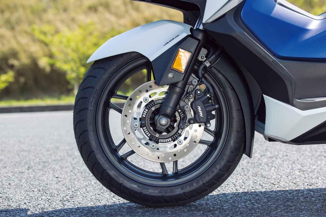 Images : 14番目の画像 - 【写真15枚】ホンダ「フォルツァ」2021年モデル - webオートバイ
