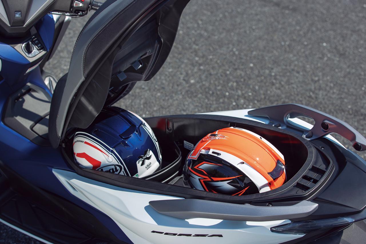 Images : 9番目の画像 - 【写真15枚】ホンダ「フォルツァ」2021年モデル - webオートバイ