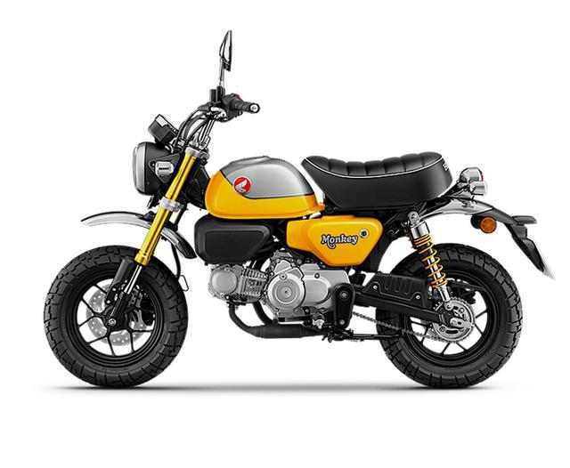 画像: ホンダ新型「モンキー125」の情報はこちら - webオートバイ