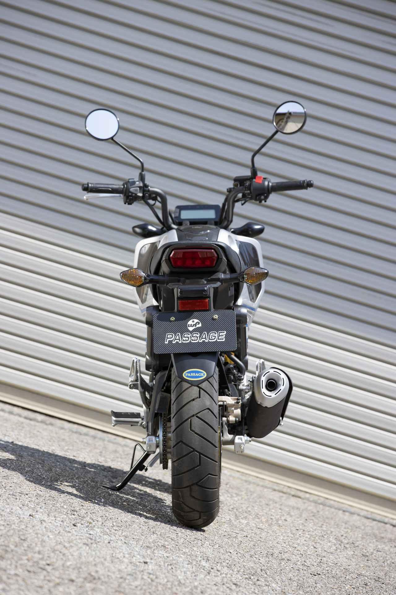 Images : 4番目の画像 - 【写真23枚】GROM125 FSの写真をもっと見る! - webオートバイ