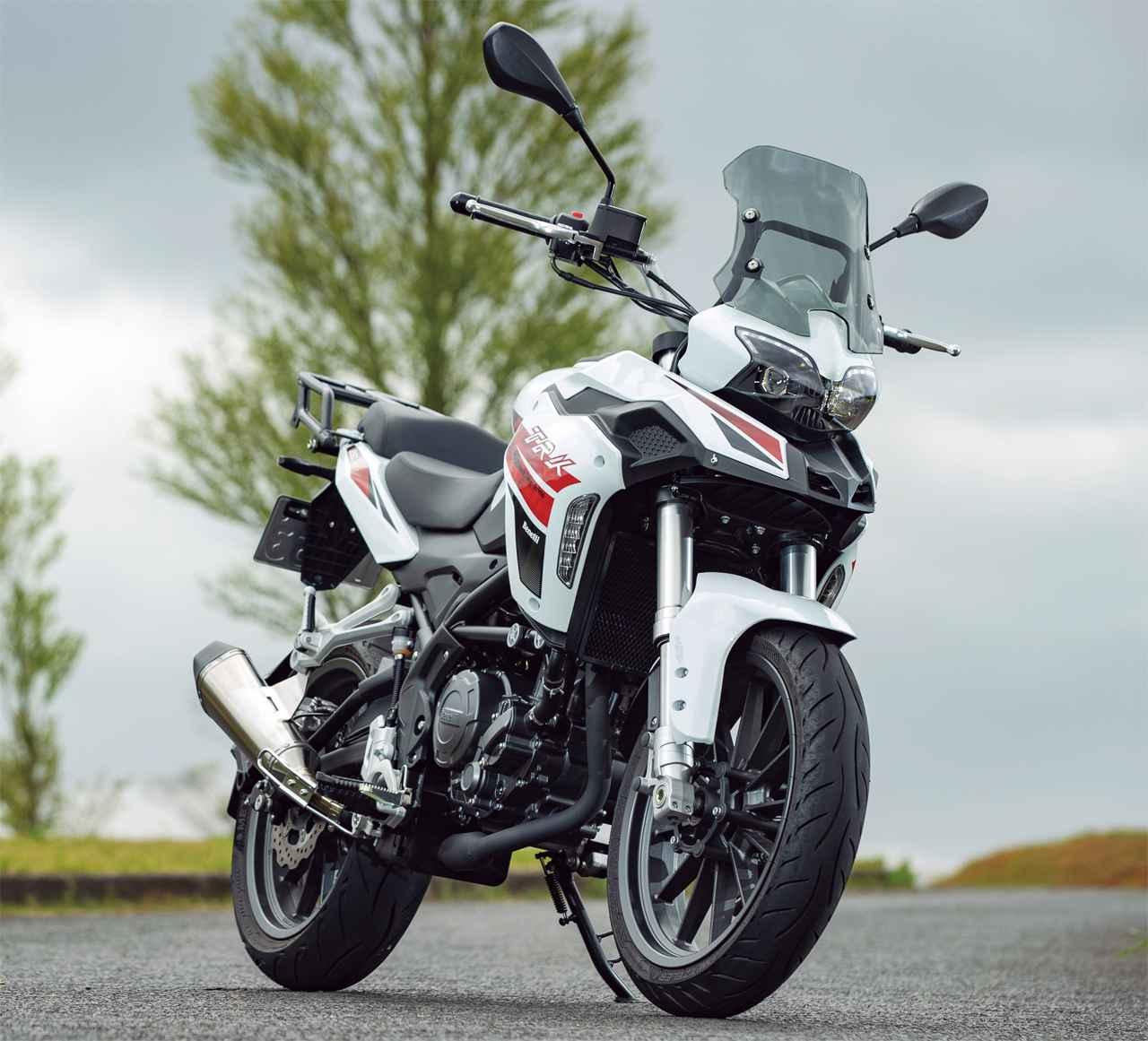 Images : 4番目の画像 - 【写真15枚】ベネリ「TRK251」 - webオートバイ