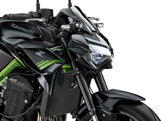 画像: 【人気モデル投票】「Z900」2021年モデルと2020年モデルを比較 - webオートバイ