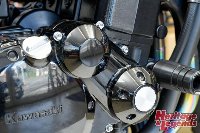 ZRX1100/1200/DAEGの整備とメンテナンスポイント16