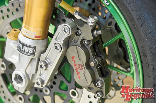 ZRX1100/1200/DAEGの整備とメンテナンスポイント14