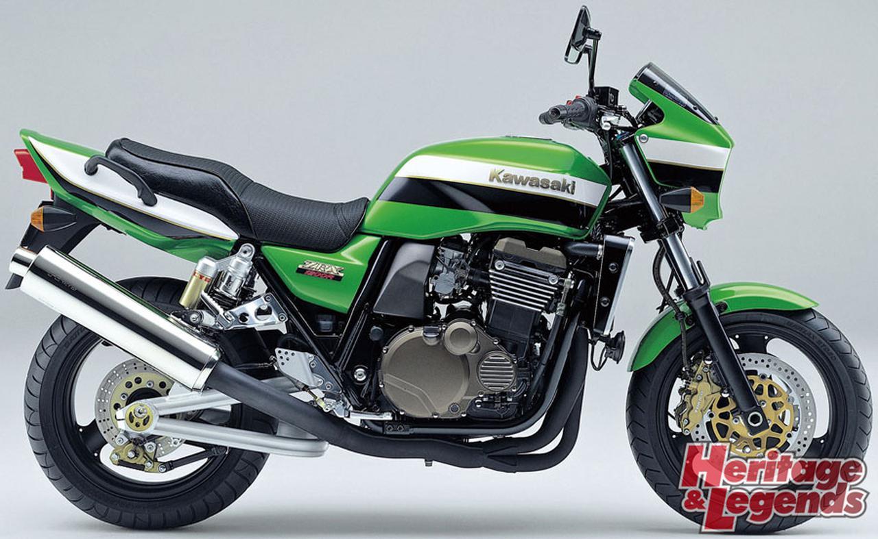 画像: ZRX1200R(2001~2008)