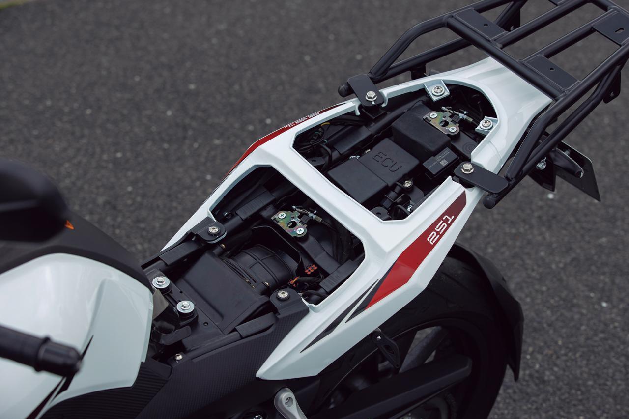 Images : 14番目の画像 - 【写真15枚】ベネリ「TRK251」 - webオートバイ