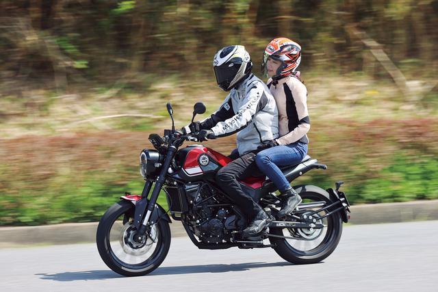 画像16: ベネリ「レオンチーノ250」インプレ(2021年)高速道路走行も余裕あり、様々なシーンを楽しめる250ccスポーツバイクが日本上陸