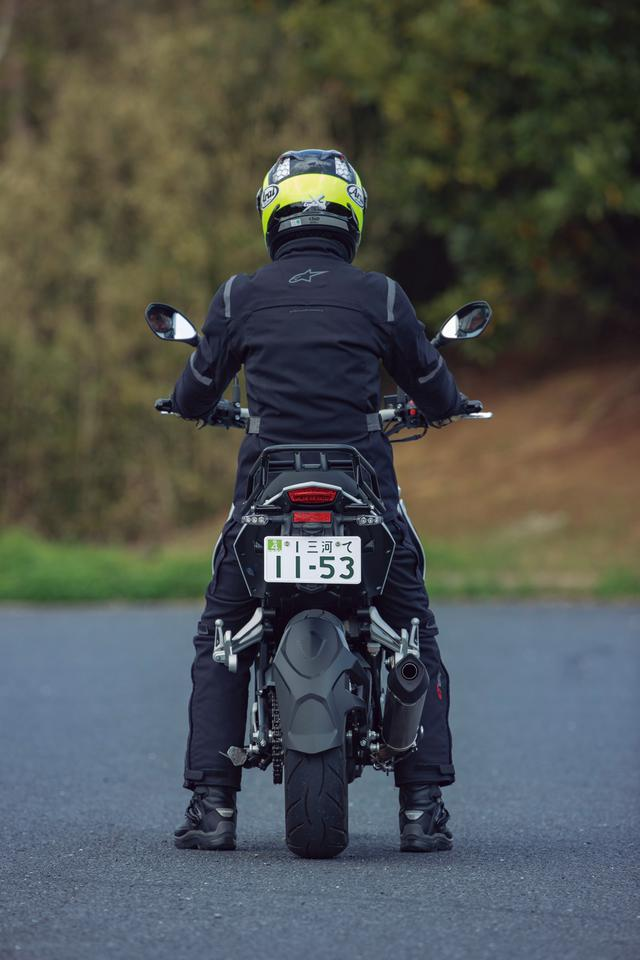 画像13: ベネリ「TRK251」インプレ(2021年)250ccで長距離ツーリングを楽しみたいライダーの新たな選択肢となるか、価格・燃費に注目