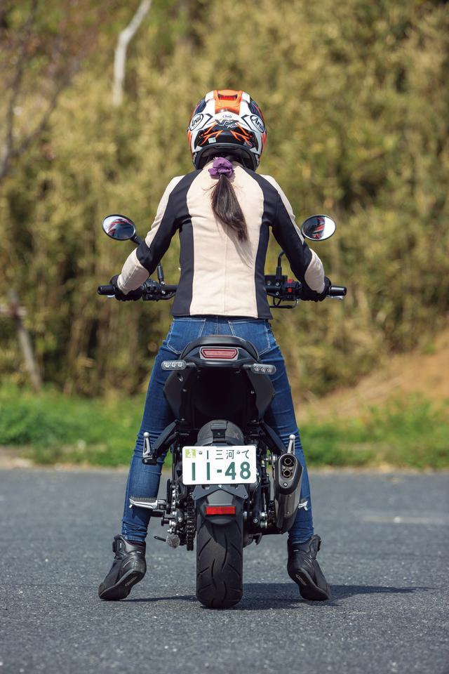 画像15: ベネリ「レオンチーノ250」インプレ(2021年)高速道路走行も余裕あり、様々なシーンを楽しめる250ccスポーツバイクが日本上陸