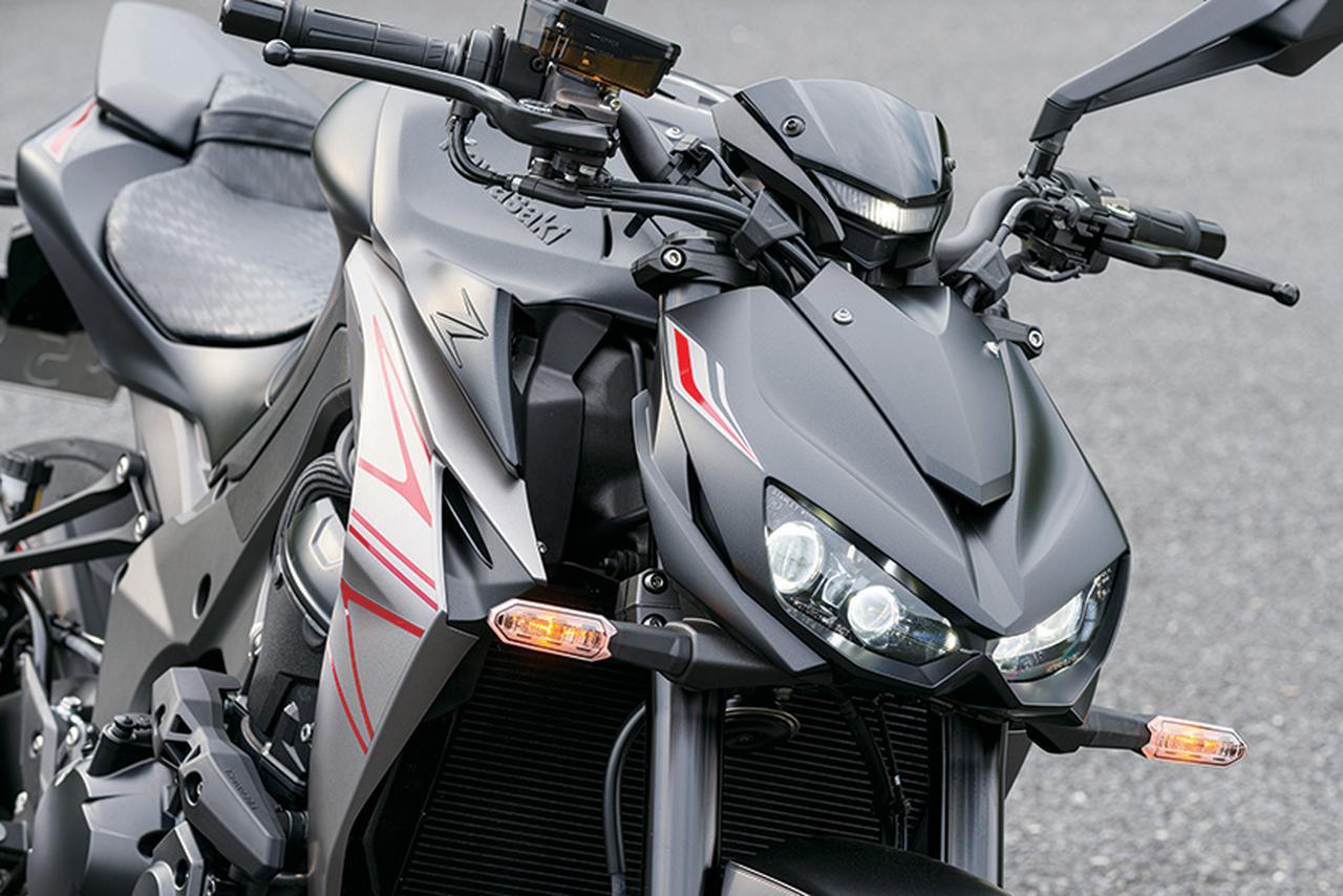 画像: 【写真8枚】カワサキ「Z1000」 - webオートバイ