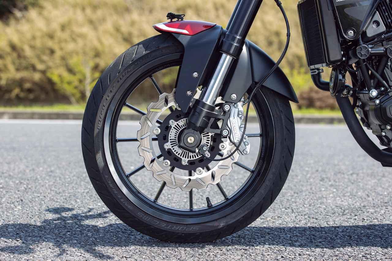 Images : 9番目の画像 - 【写真13枚】ベネリ「レオンチーノ250」 - webオートバイ