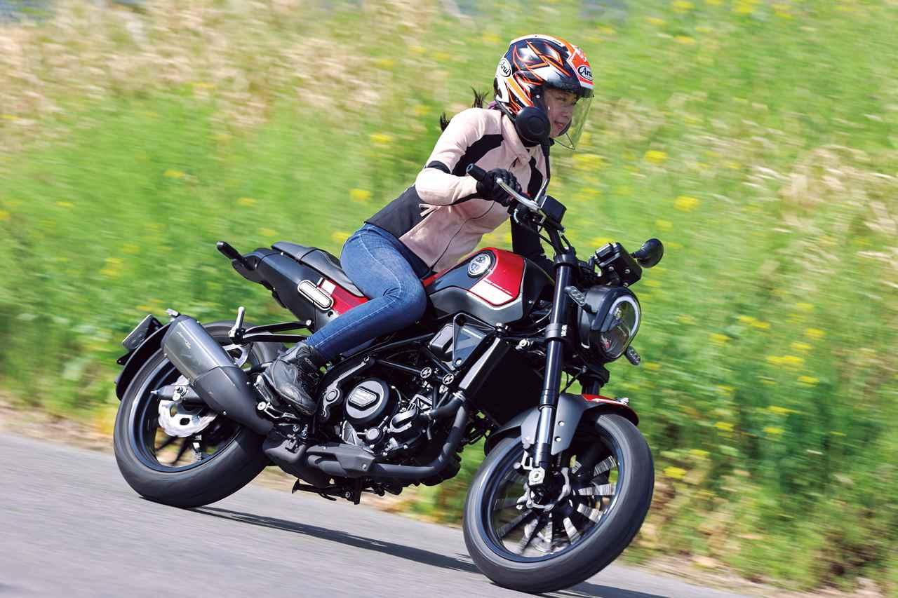 Images : 3番目の画像 - 【写真13枚】ベネリ「レオンチーノ250」 - webオートバイ