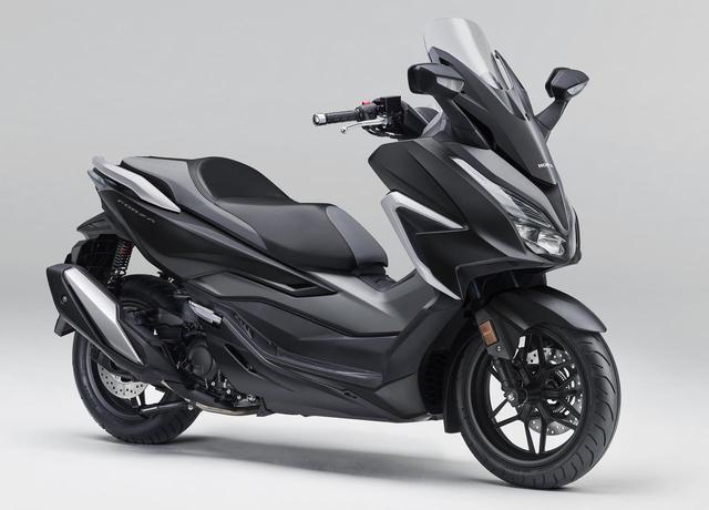 画像4: ホンダ新型「フォルツァ」インプレ(2021年)新設計エンジンを搭載し装備もさらに充実した250ccスクーターの雄