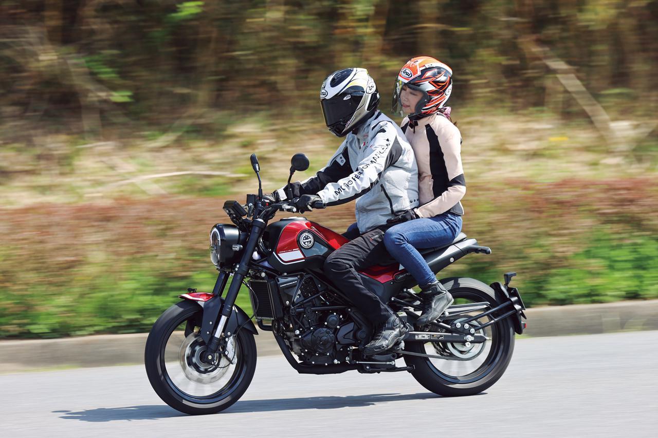 Images : 7番目の画像 - 【写真13枚】ベネリ「レオンチーノ250」 - webオートバイ