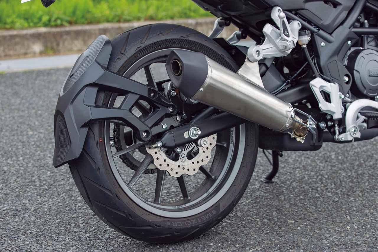 Images : 12番目の画像 - 【写真15枚】ベネリ「TRK251」 - webオートバイ