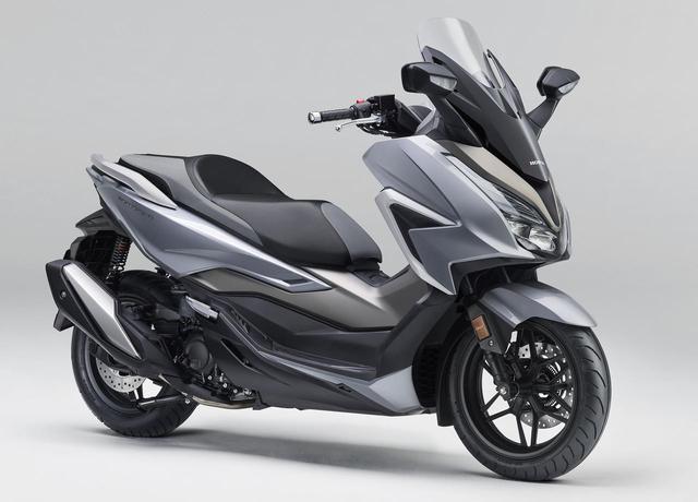 画像5: ホンダ新型「フォルツァ」インプレ(2021年)新設計エンジンを搭載し装備もさらに充実した250ccスクーターの雄