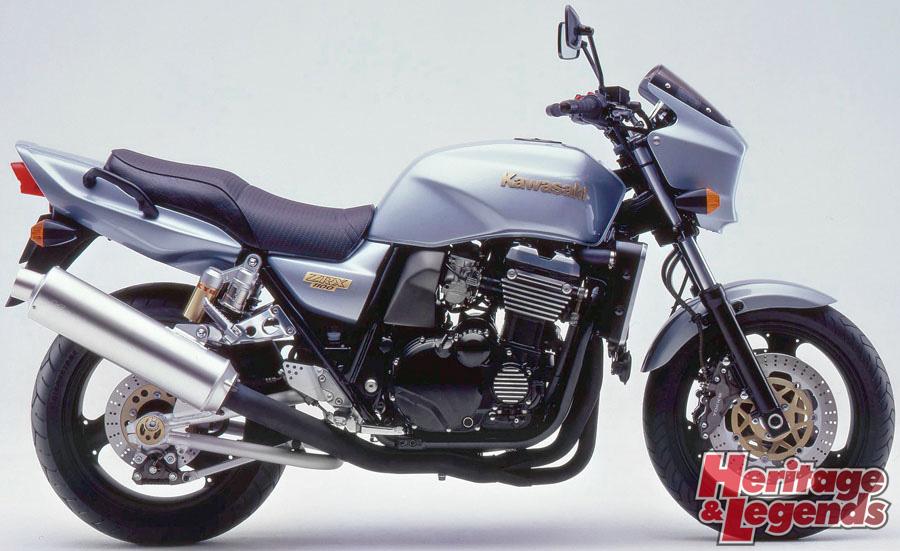 画像: ZRX1100(1997~2000)