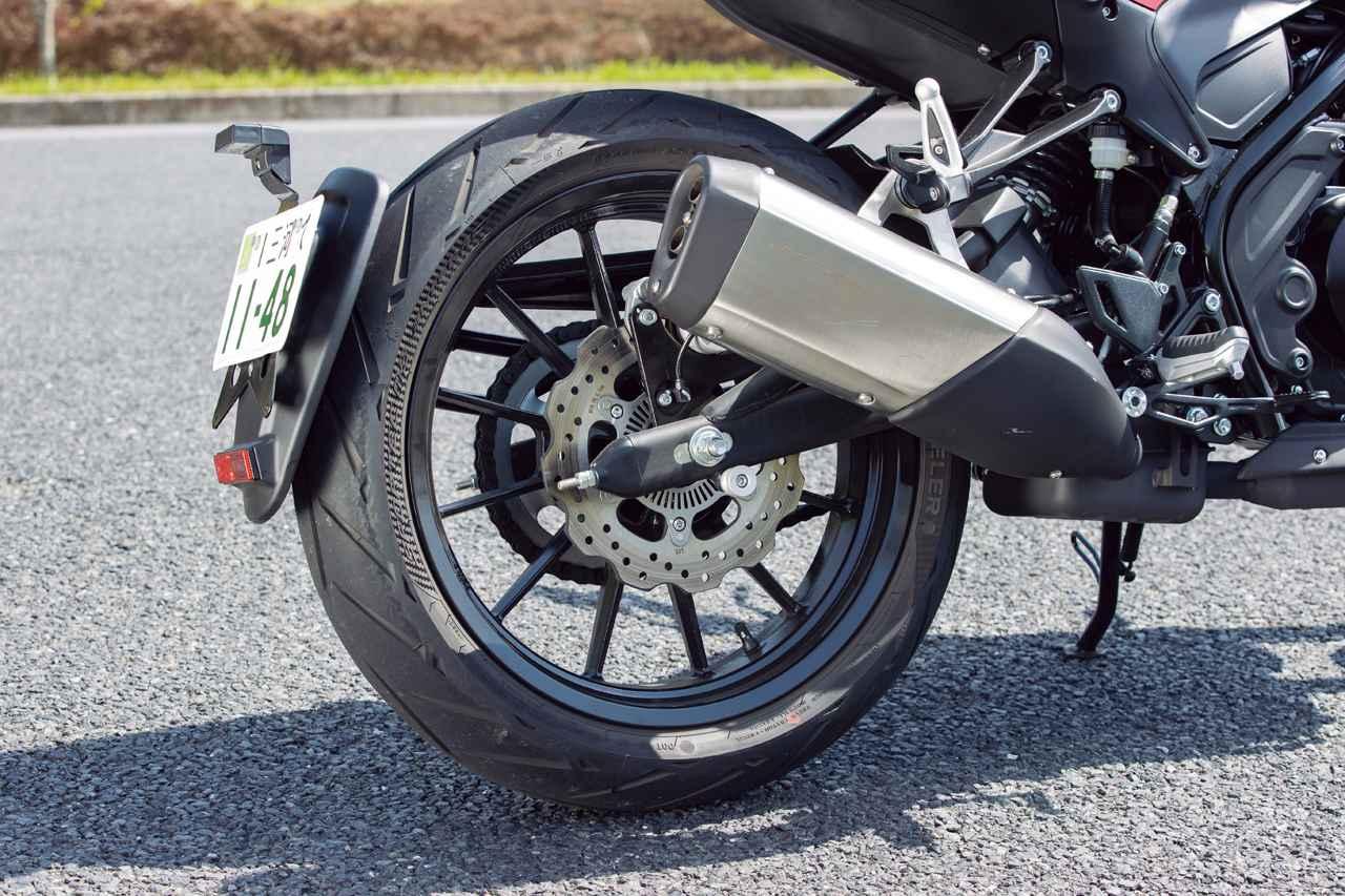 Images : 10番目の画像 - 【写真13枚】ベネリ「レオンチーノ250」 - webオートバイ