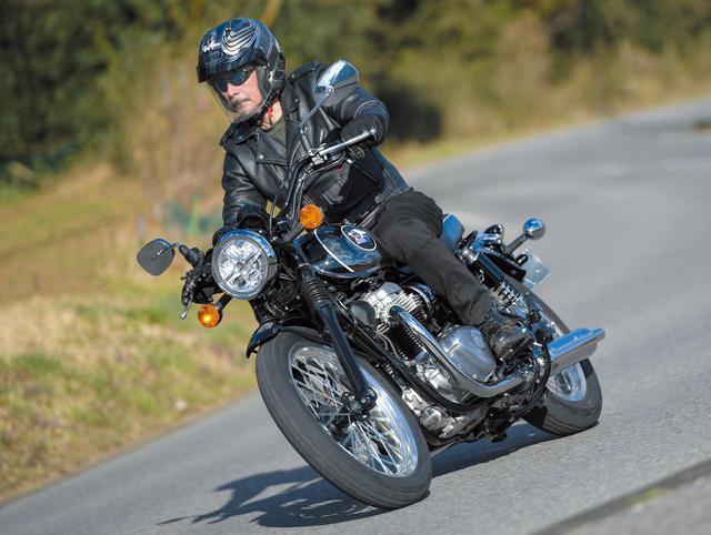 画像: 【インプレ】カワサキ「メグロ K3」 - webオートバイ