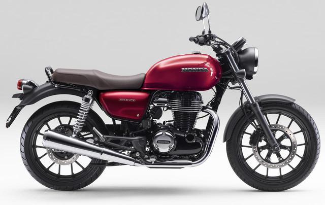 画像: ホンダ GB350 税込価格:税込55万円 総排気量:348cc エンジン形式:空冷4ストSOHC単気筒
