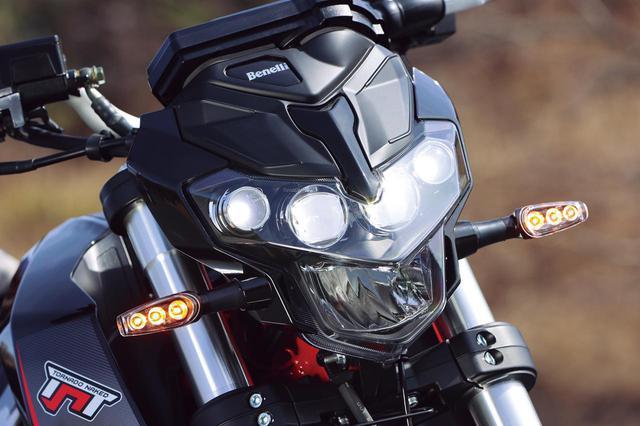 画像: ベネリ「TNT125」インプレ・解説(2021年)グロムやZ125プロのライバルとなるか - webオートバイ