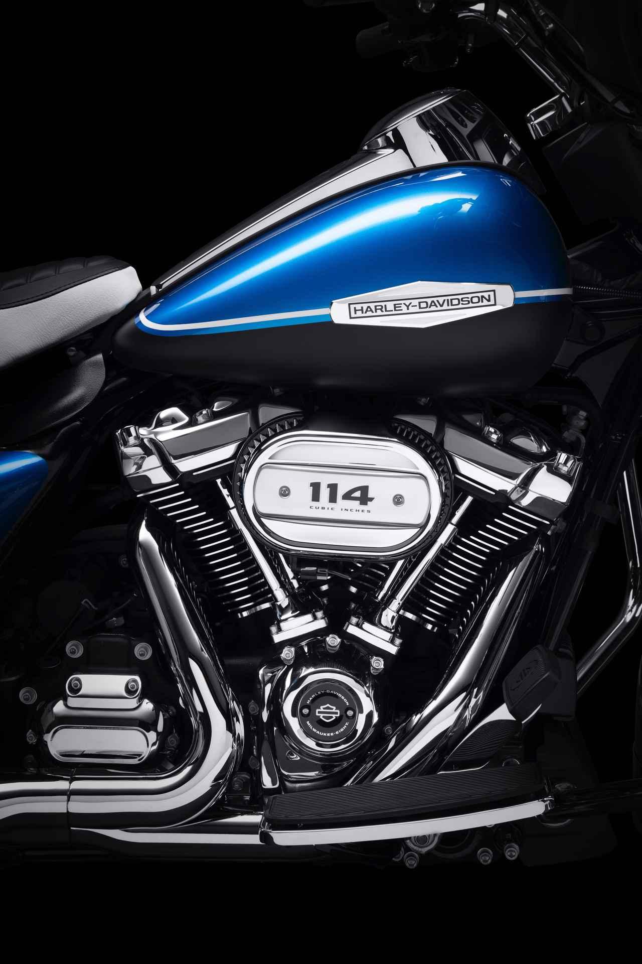 Images : 14番目の画像 - 【写真16枚】ハーレーダビッドソン「エレクトラグライド リバイバル」 - webオートバイ