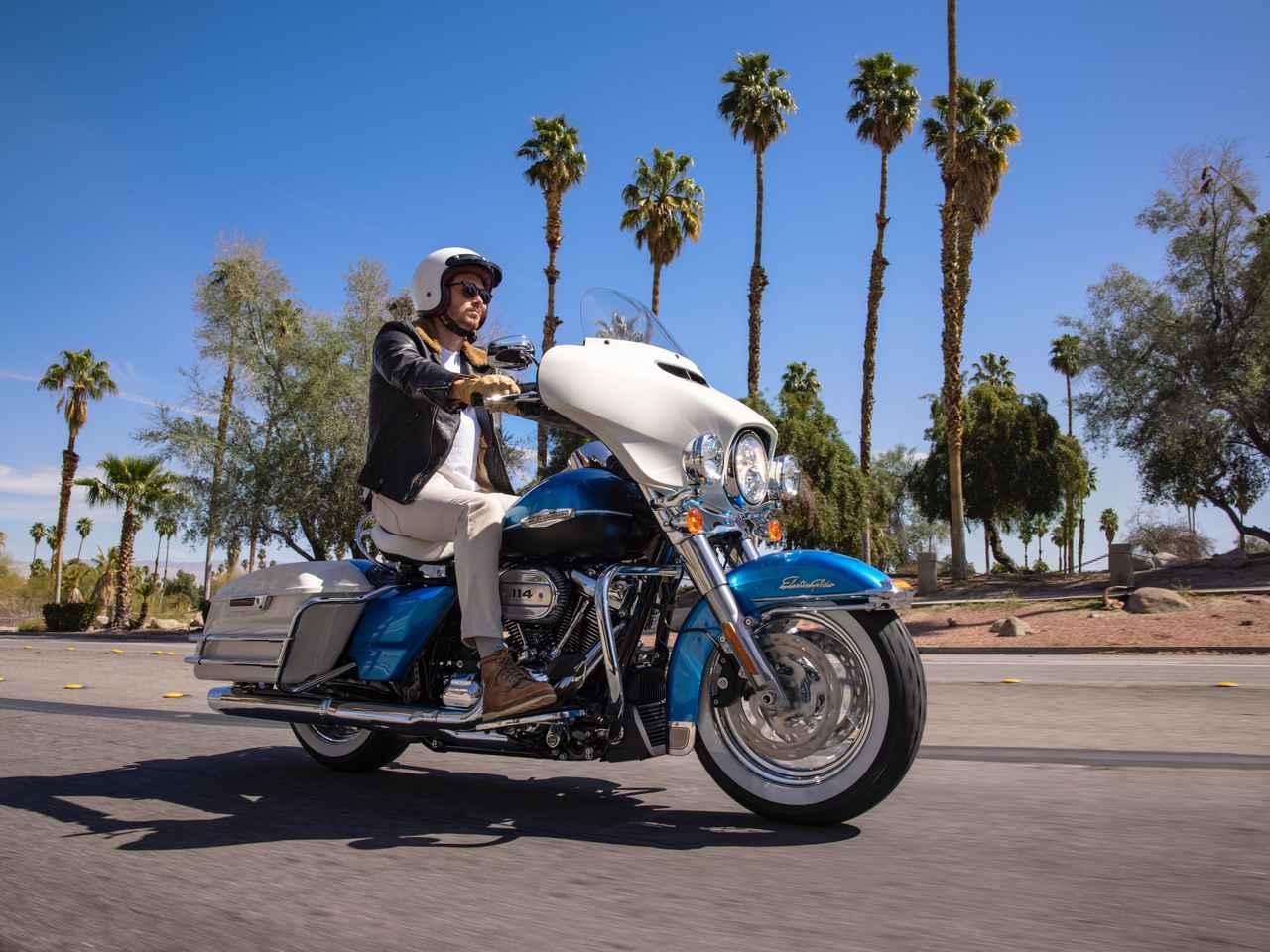 Images : 11番目の画像 - 【写真16枚】ハーレーダビッドソン「エレクトラグライド リバイバル」 - webオートバイ
