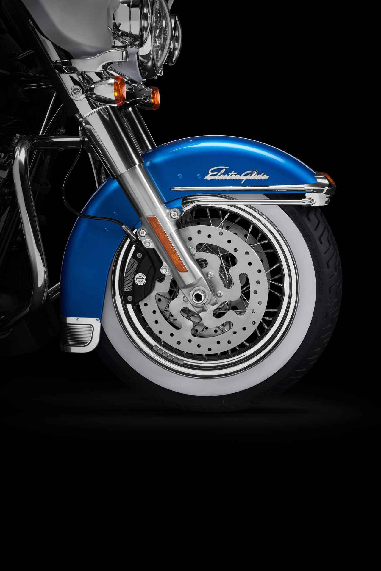Images : 15番目の画像 - 【写真16枚】ハーレーダビッドソン「エレクトラグライド リバイバル」 - webオートバイ