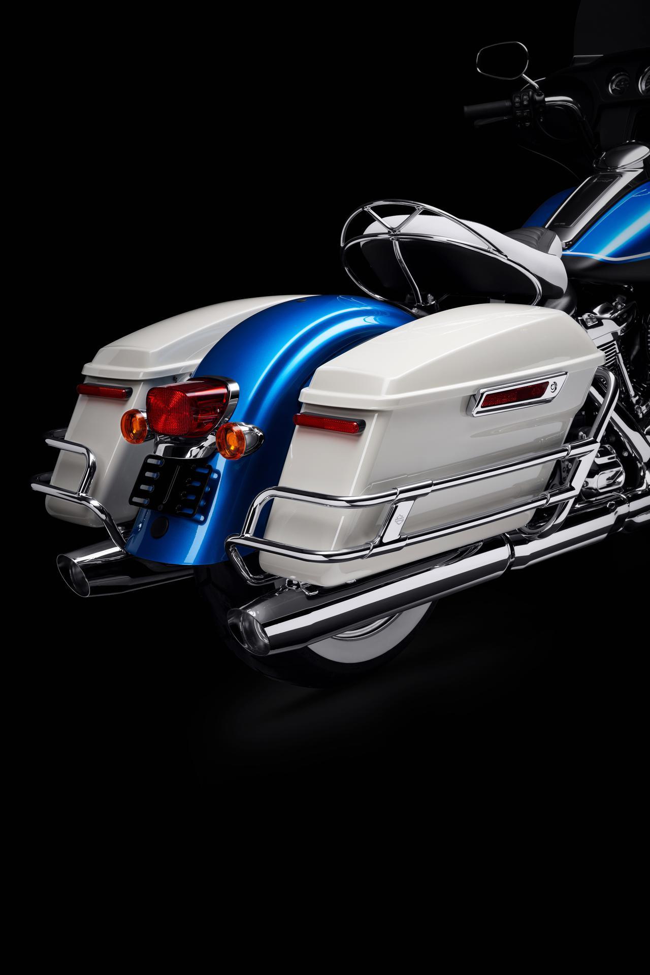 Images : 8番目の画像 - 【写真16枚】ハーレーダビッドソン「エレクトラグライド リバイバル」 - webオートバイ
