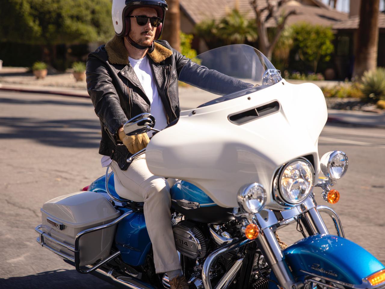 Images : 16番目の画像 - 【写真16枚】ハーレーダビッドソン「エレクトラグライド リバイバル」 - webオートバイ