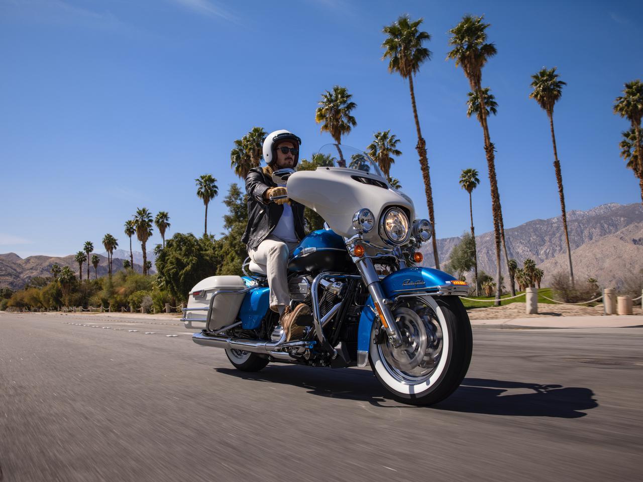 Images : 10番目の画像 - 【写真16枚】ハーレーダビッドソン「エレクトラグライド リバイバル」 - webオートバイ