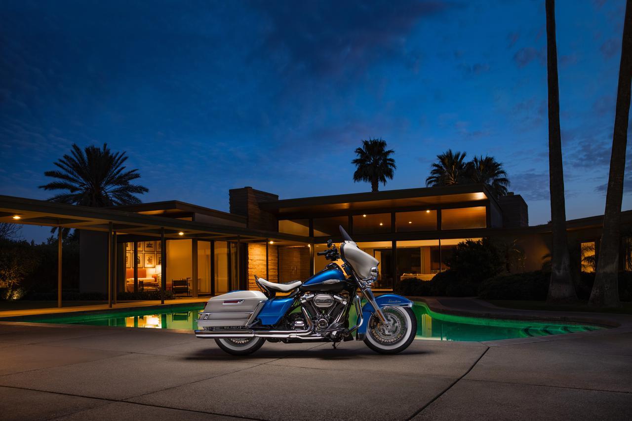 Images : 4番目の画像 - 【写真16枚】ハーレーダビッドソン「エレクトラグライド リバイバル」 - webオートバイ