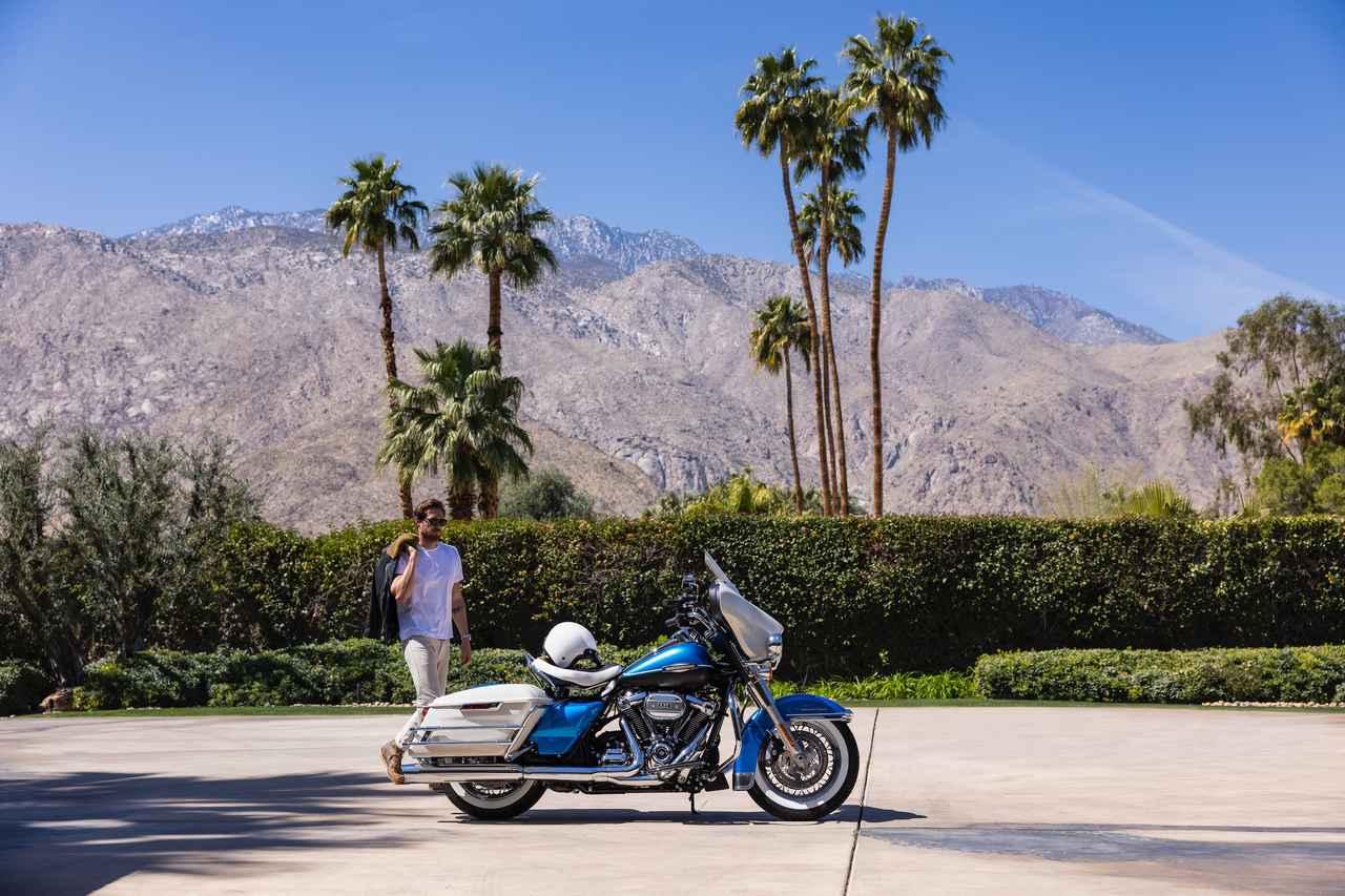 Images : 13番目の画像 - 【写真16枚】ハーレーダビッドソン「エレクトラグライド リバイバル」 - webオートバイ