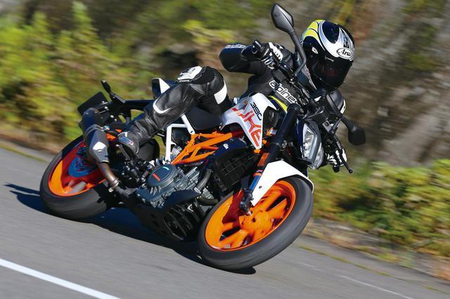 画像: 【試乗インプレ】KTM「390DUKE」(2017年) - webオートバイ