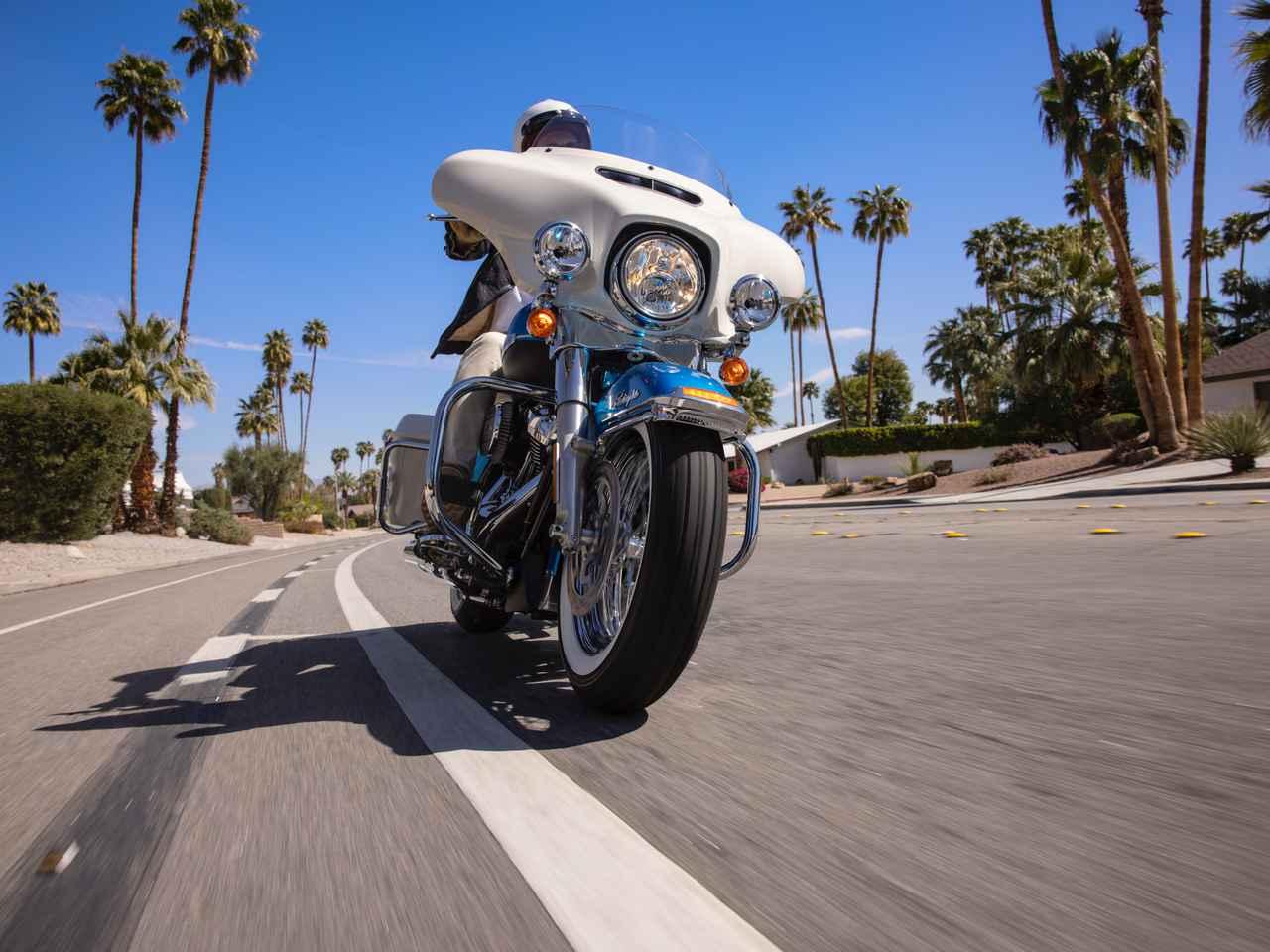 Images : 12番目の画像 - 【写真16枚】ハーレーダビッドソン「エレクトラグライド リバイバル」 - webオートバイ