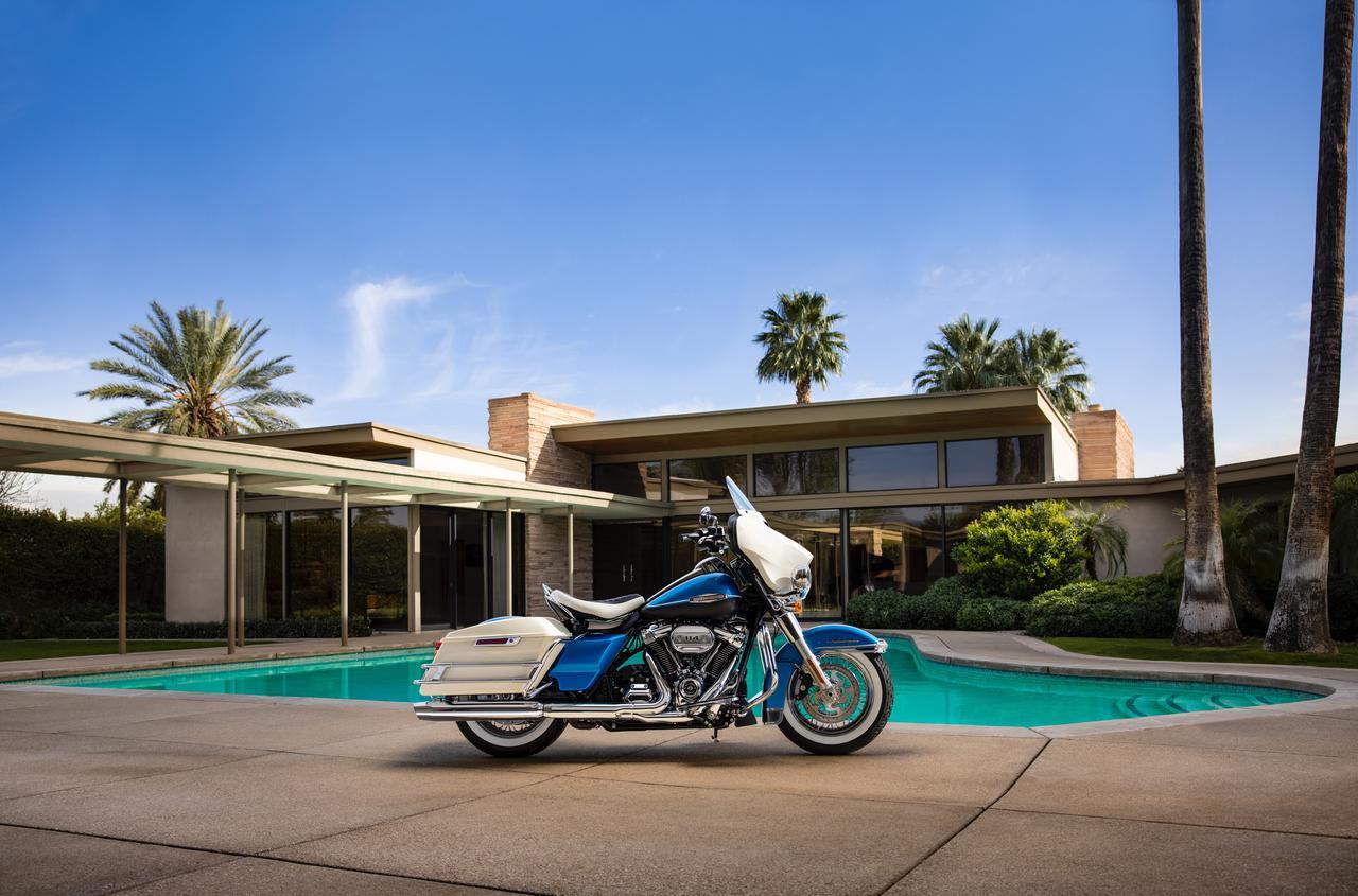 Images : 5番目の画像 - 【写真16枚】ハーレーダビッドソン「エレクトラグライド リバイバル」 - webオートバイ