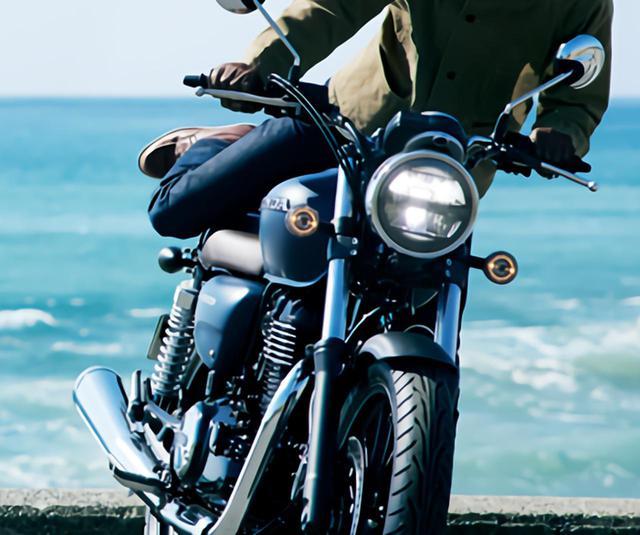 画像: ホンダ「GB350」の特徴・注目ポイントを解説! - webオートバイ