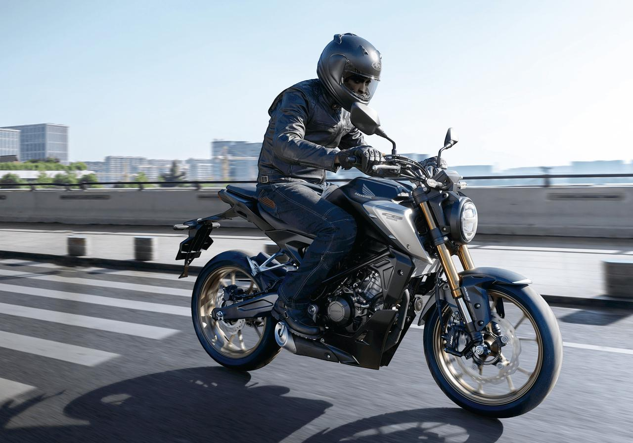Images : 4番目の画像 - 【写真9枚】ホンダ新型「CB125R」 - webオートバイ