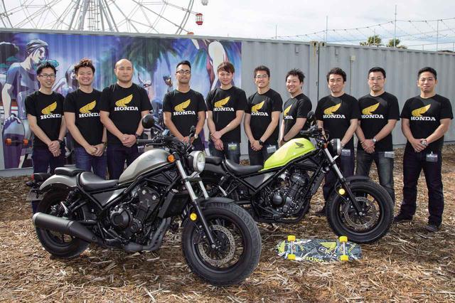 画像: 【開発者インタビュー】ホンダ「レブル250/レブル500」(2017年) - webオートバイ